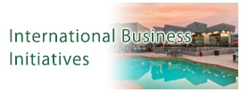 International Business Initiatives